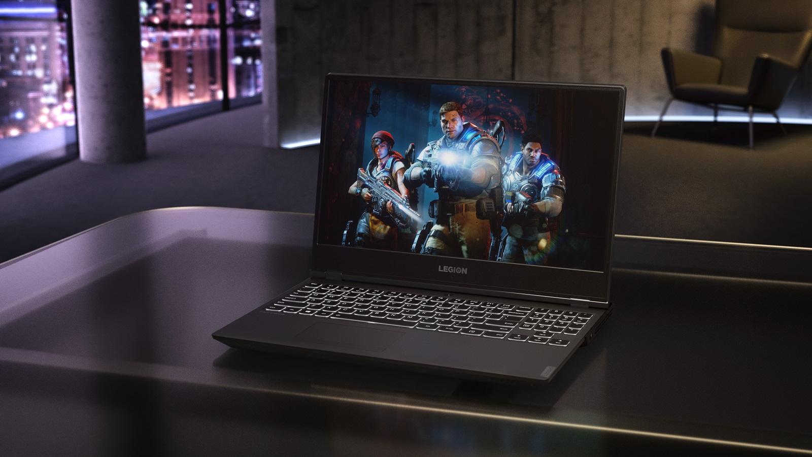 Lenovo представила мощные игровые ноутбуки Legion Y740 и Y540 с графикой GeForce RTX