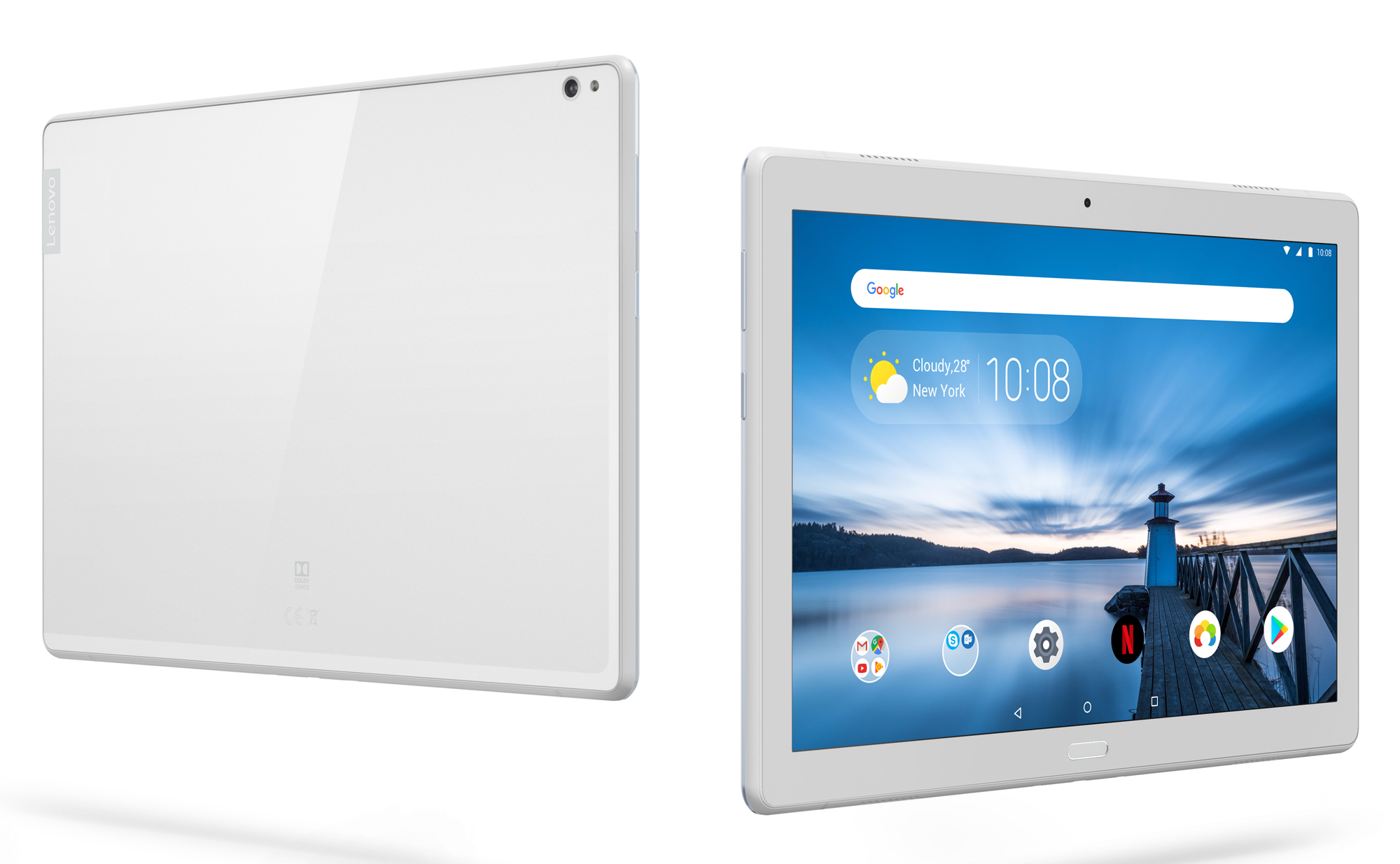 10_Tab_P10_Hero_Front_facing_right_LTE_Sparkling_White